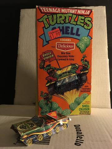 Teenage Mutant Ninja Turtles Shell Cookies
